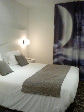 Comfort Hotel Centre Del Mon: Camera