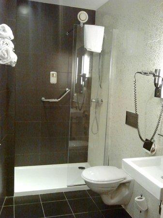 Comfort Hotel Centre Del Mon: Bagno