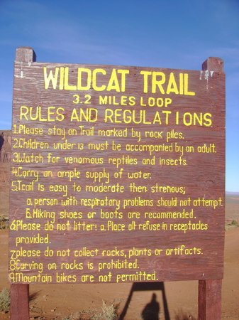 Wildcat Trail
