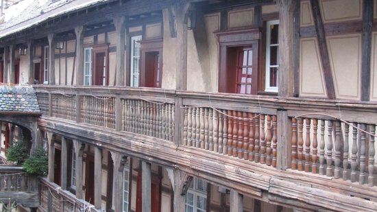 Hotel Cour du Corbeau Strasbourg - MGallery Collection: Extérieur