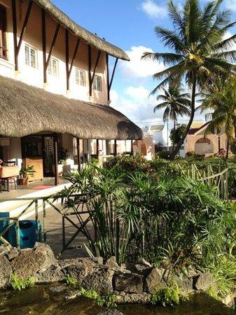 Casa Florida Hotel: reception