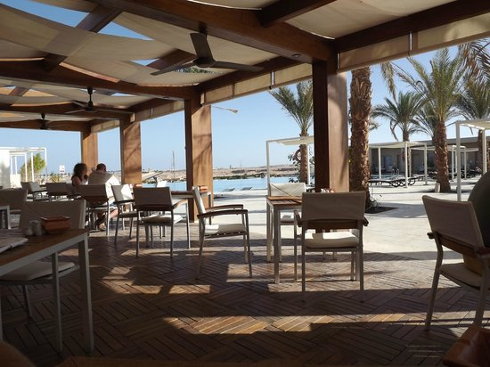 Steigenberger Makadi Hotel: Pool area
