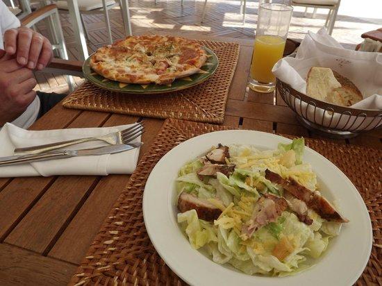 Steigenberger Makadi Hotel: lunch!