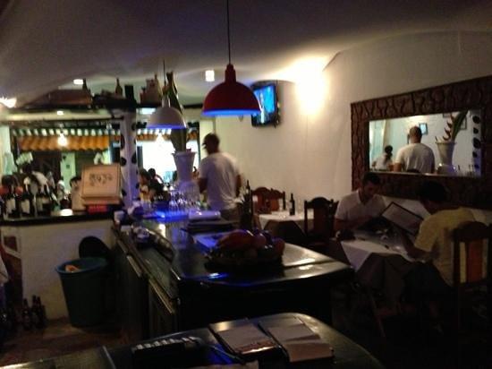 Lounge Bar Ponto G Restaurant: locale