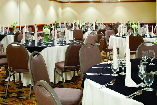Doubletree by Hilton, Dallas - Farmers Branch: Banquet Rooms