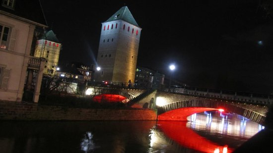 La Petite France : Strasbourg Petite France