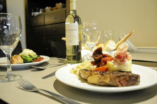 Viamonte Buenos Aires Apart: Restaurant