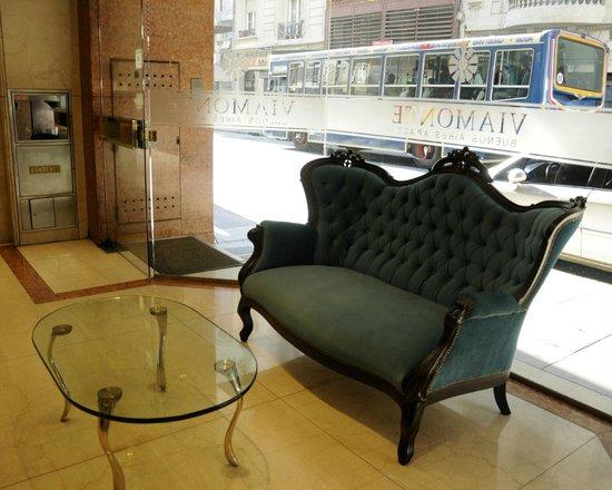 Viamonte Buenos Aires Apart: Lobby
