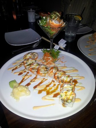 Tee Jay Thai Sushi in Wilton Manors: mmm