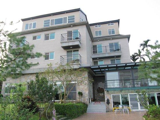 Jiye Resort: 飯店大樓外觀