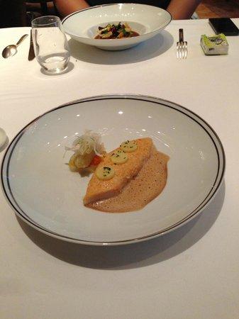 Amber at The Landmark Mandarin Oriental: john dory