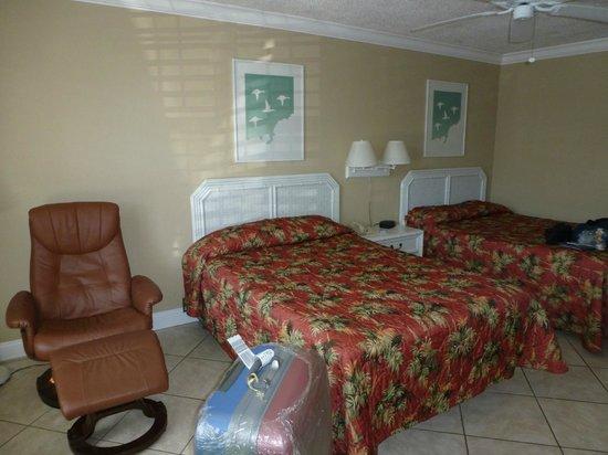 Gulfcoast Inn Naples: Habitación