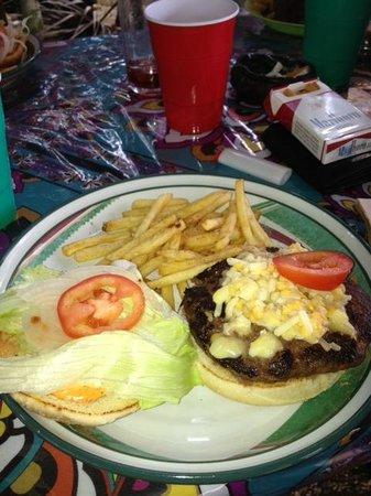 Gynn'AK: Sirloin Burger