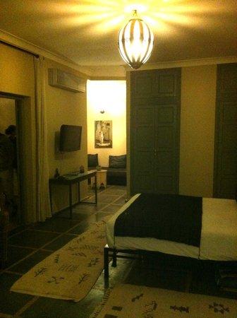 Riad Utopia Suites & Spa: Chambre/Suite Sa Majesté la Rose
