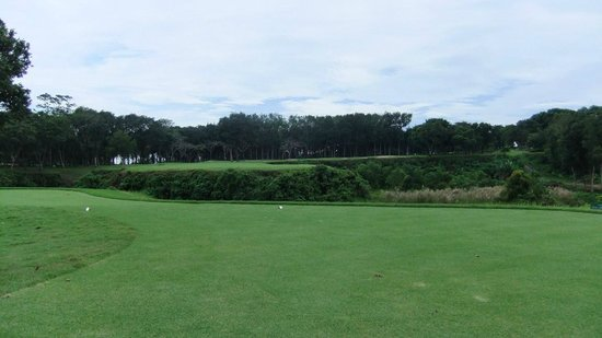 Blue Canyon Country Club: Canyon Course, 13th hole