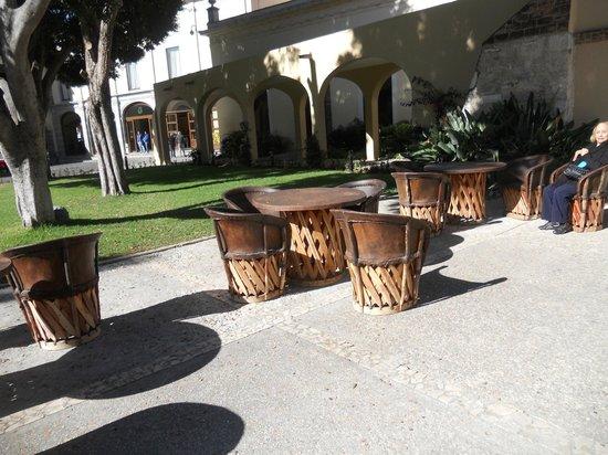 Camino Real Guanajuato: Jardín
