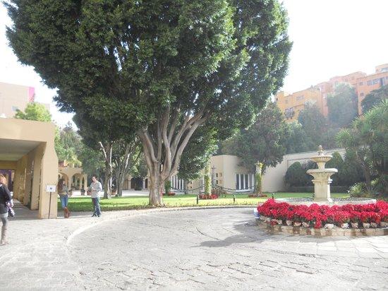 Camino Real Guanajuato: Entrada del hotel