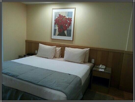 Windsor Copa Hotel: Quarto 1204