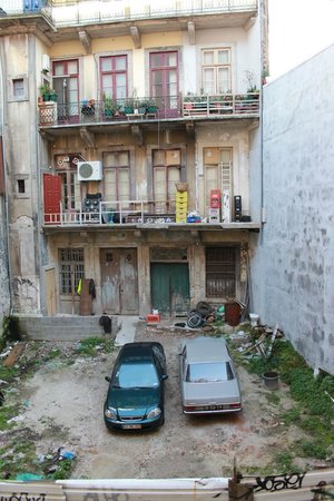 Grande Hotel Do Porto: form my window