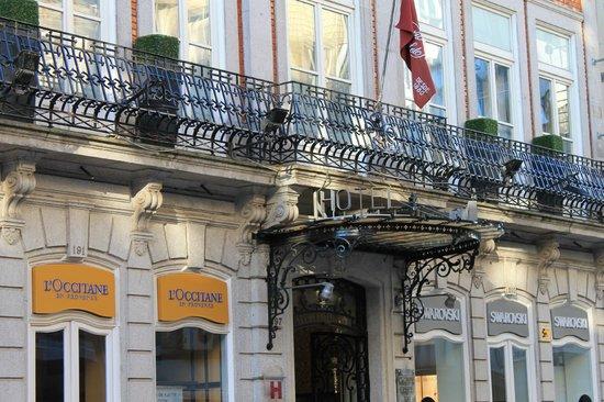 Grande Hotel Do Porto: view of the hotel
