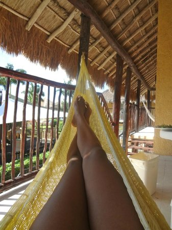Allegro Cozumel: A hammock for every room