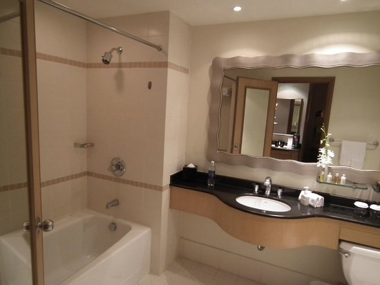 Caravelle Saigon:                   Bathroom