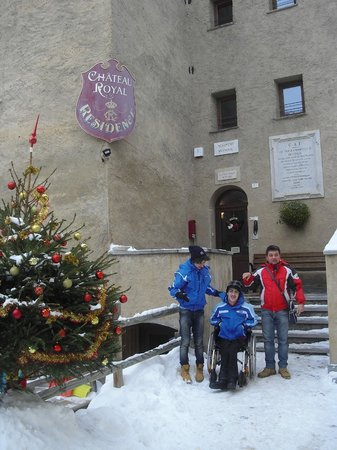 Residence Chateau Royal: RESIDENCE