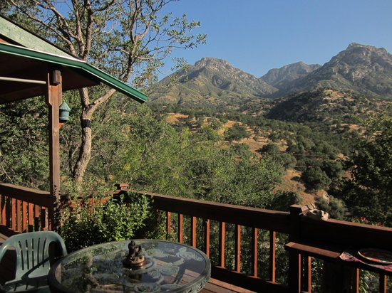 Residence Bellevue Guesthouse: Humming Birds and beautiful views