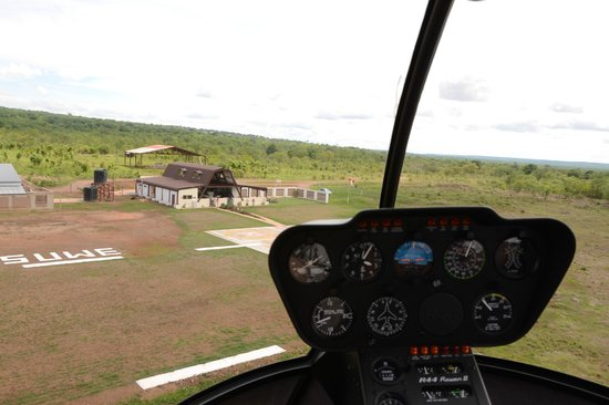 Bonisair Helicopters: Heliport