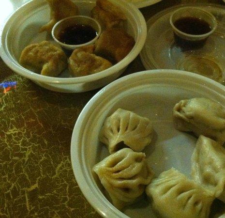 Rice Box: Pork Dumpling