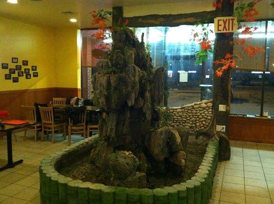 Rice Box: Water Fountain