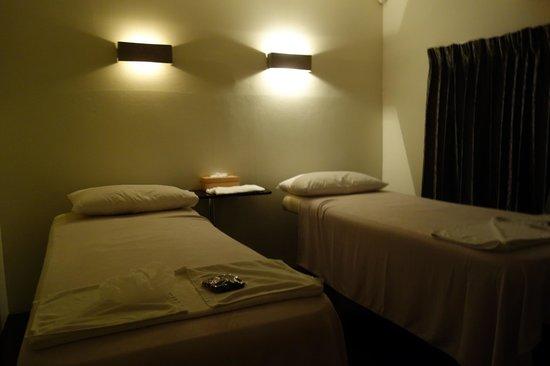 Vanilla Spa: アロマオイルトリートメント(ペアー部屋)