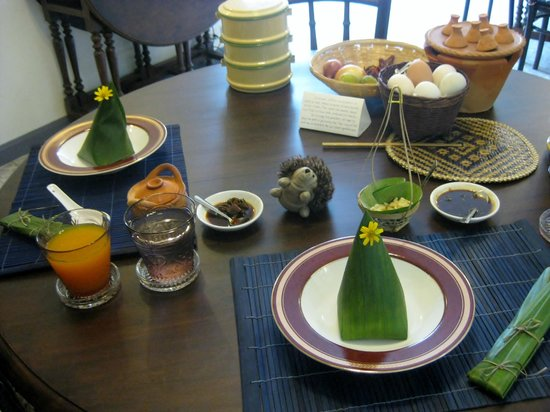 SSIP Boutique Dhevej Bangkok: breakfast