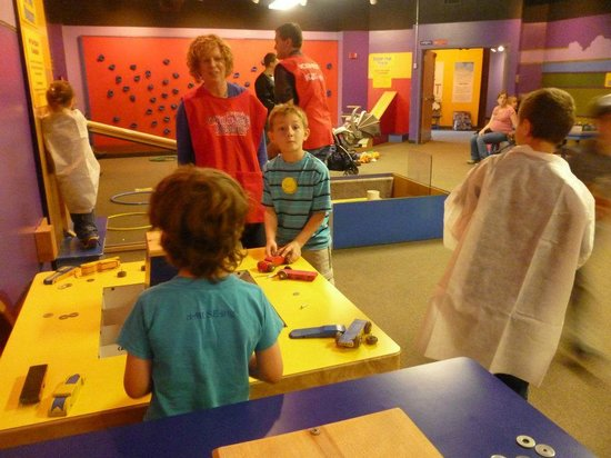 ‪Iowa Children's Museum‬