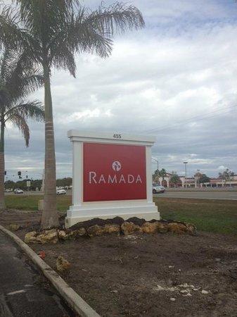 Ramada Venice Hotel Venezia: Ramada Hotel Venice Florida