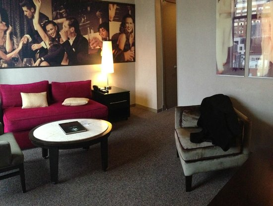 โรงแรมแกนเซอวอร์ท: Our Suite