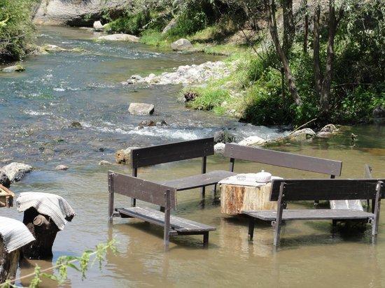 Ihlara Valley: Rest area