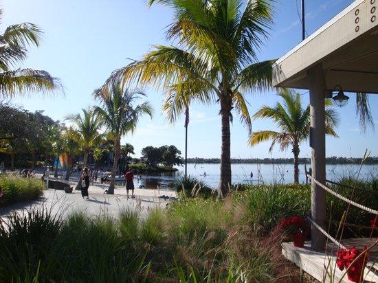 Club Med Sandpiper Bay: The beach area