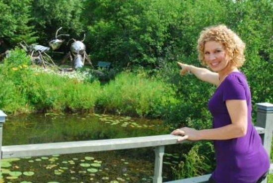 Foto de parc marie victorin kingsey falls classe nature for Au jardin avec melanie gregoire