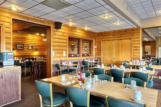 Mauston Park Oasis Restaurant: dinning room