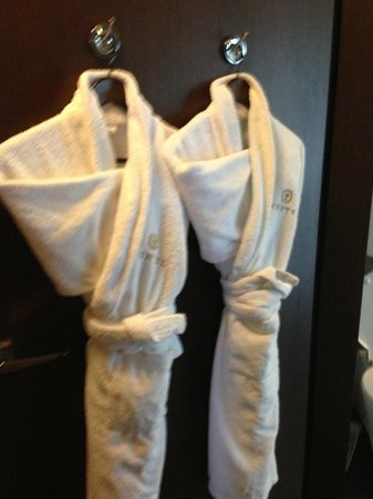Hotel Wentzl : Bathrobes
