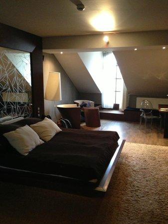 Hotel Wentzl : Bedroom