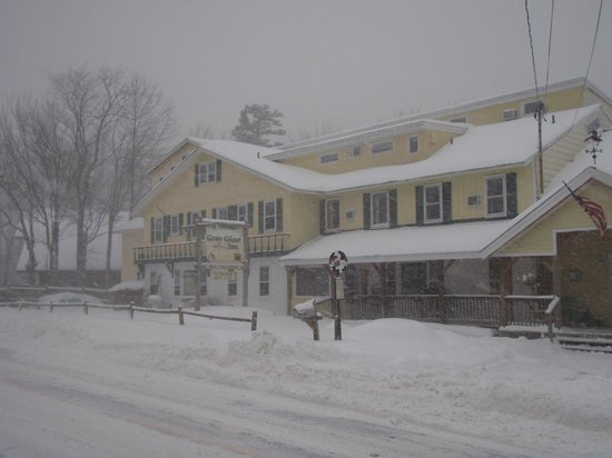 Gray Ghost Inn: Storm 2012 Dec 27