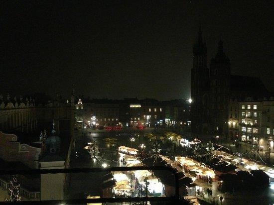 Hotel Wentzl : View at night