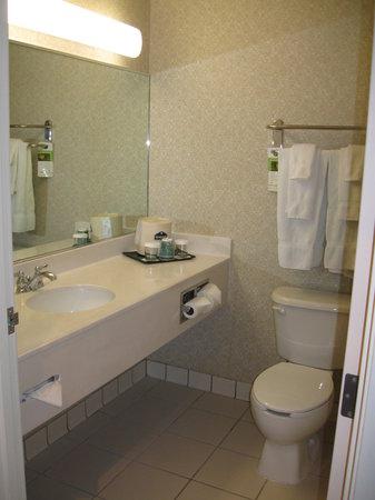 Wingate by Wyndham Gillette: Room 322 bathroom