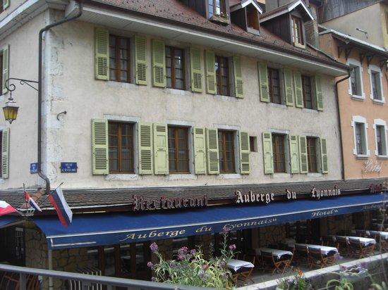 L'auberge du Lyonnais : Auberge du Lyonnais