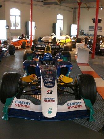 Autobau: Formel 1 Rennwagen