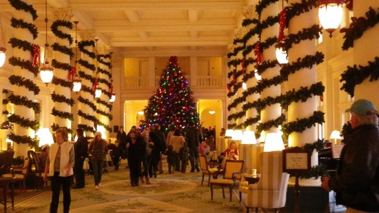 The Omni Homestead Resort: The Great Hall