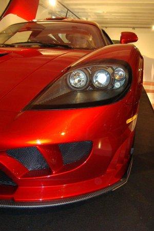 Autobau: Sportwagen