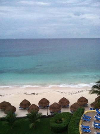 Melia Vacation Cozumel Golf - All Inclusive: View from our room